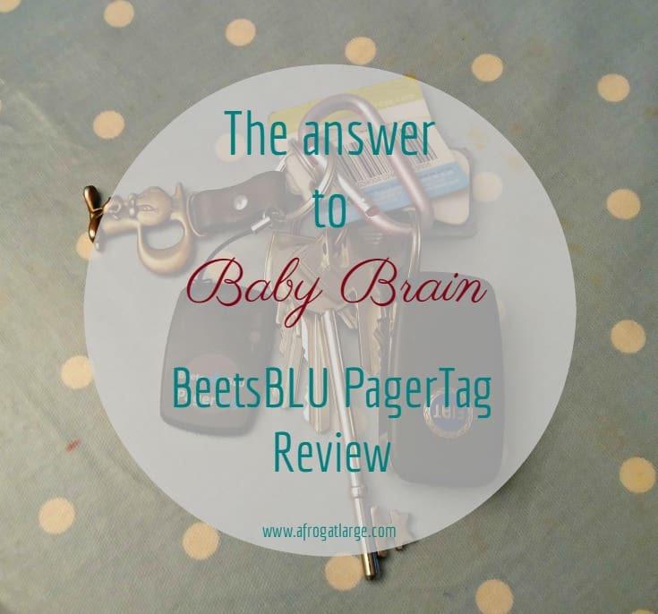 BeetsBLU pagertag review