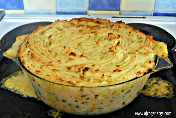 fish pie recipe