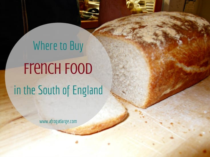 where to buy French food in South of England