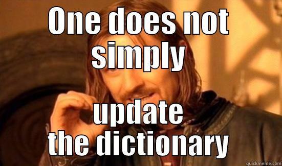 boromir meme French spelling reform