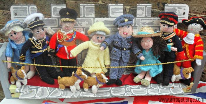 street party royal family