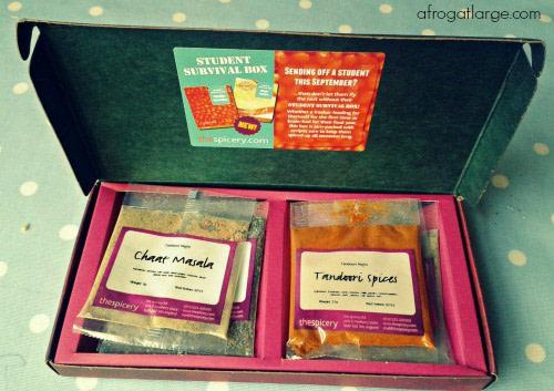 tandoori spice box thespicery.com