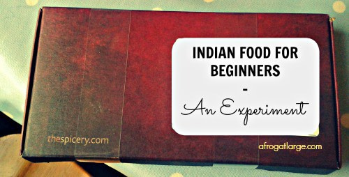 Indian Food For Beginners – An Experiment