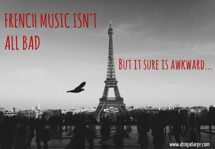 French music isn't all bad