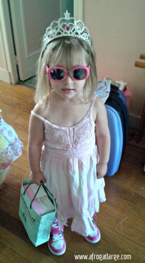little summer girl