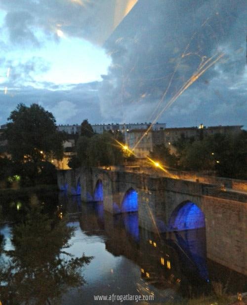 Pont St Etienne, Limoges, France
