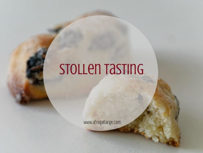 Get Ready For A Stollen-Tasty Adventure