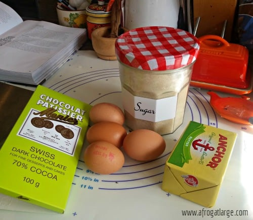 French chocolate mousse recipe ingredients