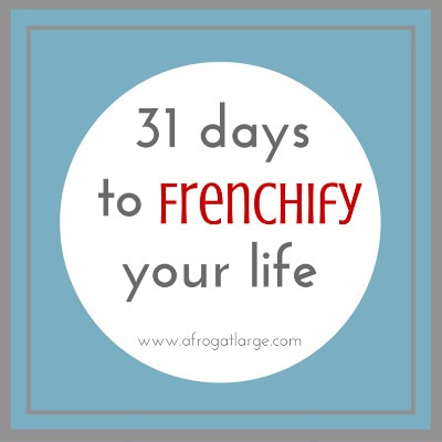 31 days button - Frenchify your life 400x