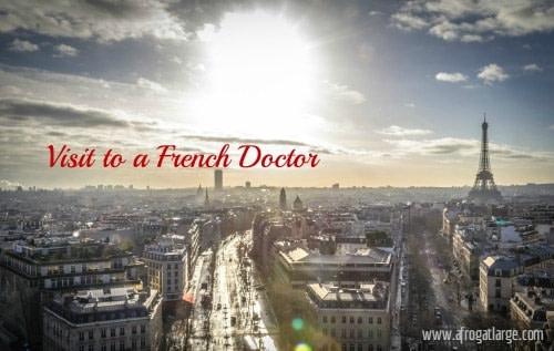 Paris in the sun