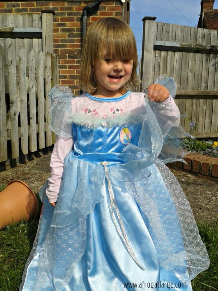 fringe princess