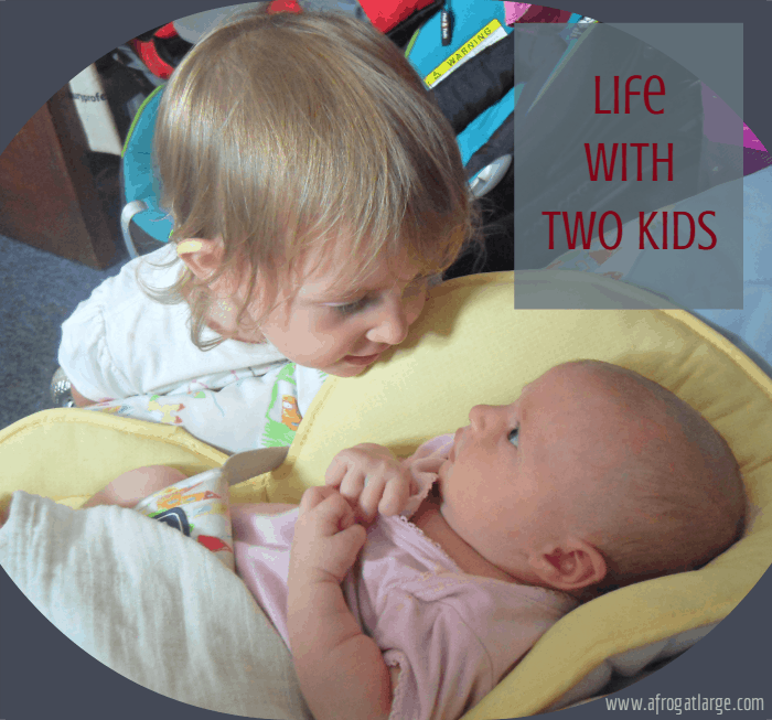 Life With Two Kids