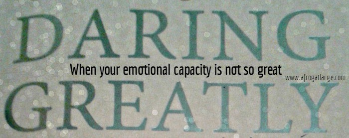 emotional capacity