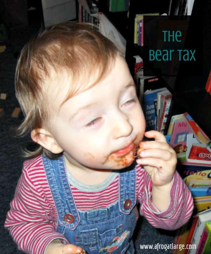 The Bear Tax
