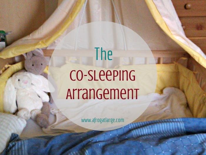 co-sleeping