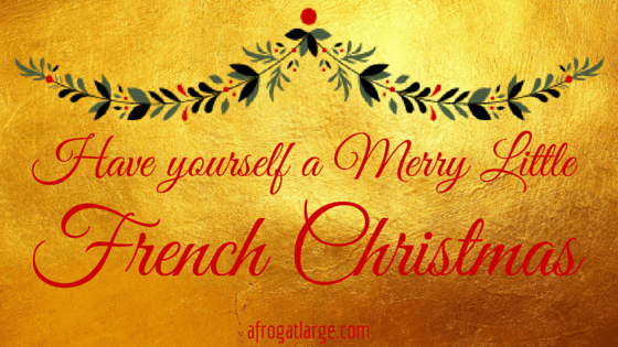 French Christmas 2016