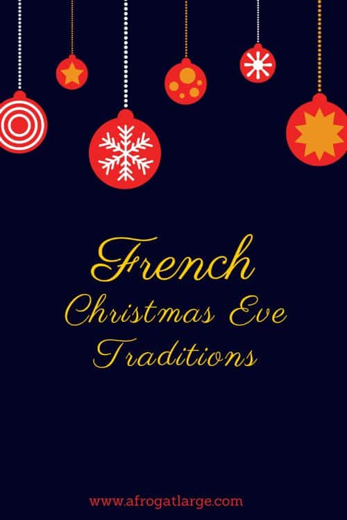 French Christmas Eve Traditions