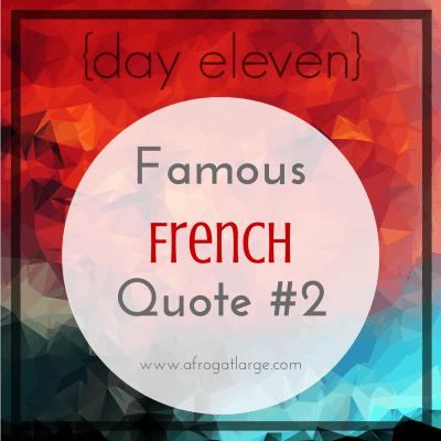 Simone de Beauvoir famous french quote